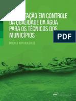 Capacitação Em Controle Da Qualidade Da Água Para Os Técnicos Dos Municípios