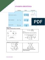 Formulario diodos