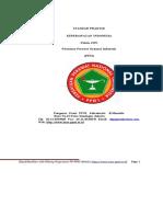 244190938 Standar Praktek Keperawatan PPNI