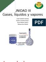 Gases y Vapor