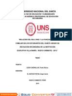 TESIS DE BULLYING Y FUNCIONALIDAD FAMILIAR PARTE 1.pdf