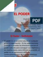 EL PODER  Y AUTORIDAD