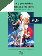 2013 CNTE ANAL  PERSPETIVAS REFORMA EDUC MEMORIAS Y PERSP.pdf