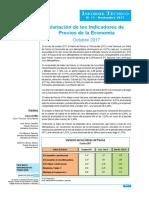 11 Informe Tecnico n11 Precios Oct2017