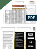 Beer Passport