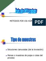 Oro y Plata via Humeda 2016
