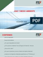 ISO 14001 (Seguridad y Medio Ambiente 2008)