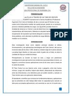 Informe Nro 5