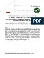 CHEMICAL, MECHANICAL AND THERMAL PROPERTIES OF MORTAR COMPOSITES CONTAINING WASTE PET.pdf