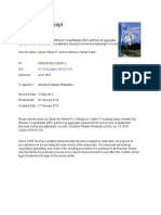 Feasibility study of waste Poly Ethylene Terephthalate (PET) particles as aggregate.pdf