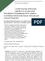 Metamorphosis in the Porosity of Recycled.pdf