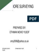 Offshore Survey
