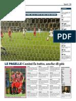 La Provincia Di Cremona 18-04-2018 - Le Pagelle