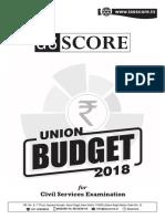 21Union Budget 2018