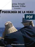 Para pensar - Psicologia vejez - Villar y Triado.pdf