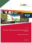 RMCG Basin Plan Impact on Golbourn-Murray Irrigation District October 2016