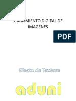 Tratamiento Digital de Imagenes