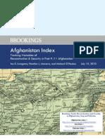 Brooking AFG Index July 2010