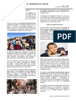 Desarrollo Social - 3ro - Fcc