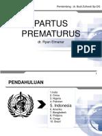 Partus Prematur Col
