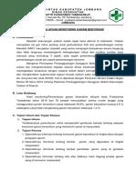7. Kerangka Acuan Monitoring Garam