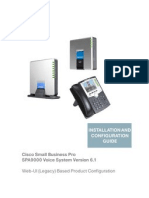 Spa9000 Voice System Webui Ig