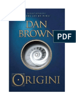 Dan Brown -Origini