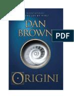 Dan Brown -Origini
