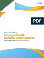 1 Modul Monografi Politik