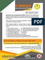 Jurnal Akuntansi - Pubilkasi Jurnal Akuntansi Universitas Jenderal Soedirman
