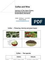 3C Scholer Coffee and Wine a Comparison of Two Value Chains Ownership Structures and Sustainability Standards (1)