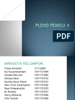 PLENO PEMICU 4