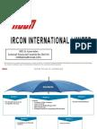 Ircon Report