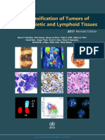 WHO Classification of Tumours of Haematopoietic and Lymphoid Tissues 2017 - Revised 4th Ed, Volume 2 (IARC WHO Classification of Tumours)