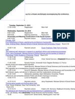PSPSP Program