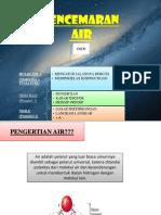 Klm III (Pencemaran Air)