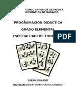 2006 Ge Trompeta Programacion