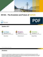 DX103 SAP