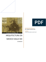 Arquitectura S XIX