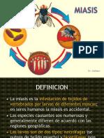 Miasis- Dermatosis de Gestacion