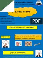 P=PROMOCION