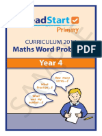 1.WordProblems Year4 SAMPLE