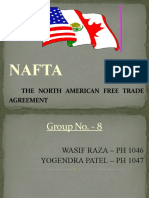 Nafta Project by- WASIF