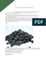 Beneficiile Piperului Negru Asupra Sanatatii