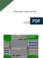 Density Based Traffic Light Control System