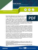 Linhas Hidroviarias Alternativa Mobilidade Urbana Regiao Metropolitana