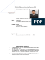 Resume for Sip 03 a Abhinav Mishra.