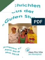Heimzeitung April Mai