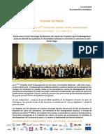 Palmares Trophees Sport & Management 2018