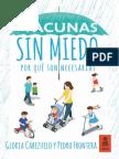 «Vacunas sin miedo», Gloria Cabezuelo y Pedro Frontera